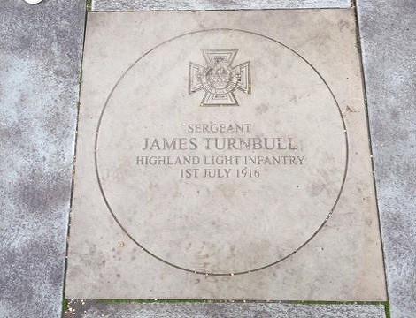 turnbull memorial stone