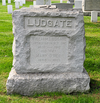 ludgate grave
