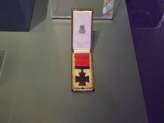 mantle medal