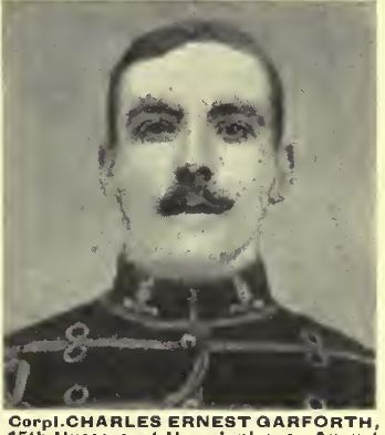 garforth war i