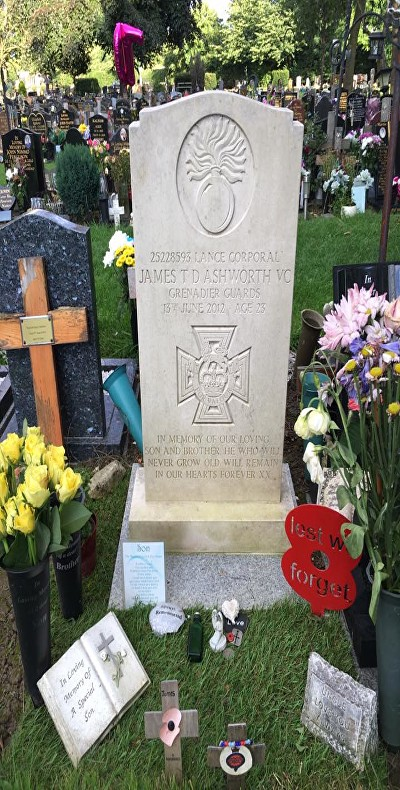 ashworth grave update