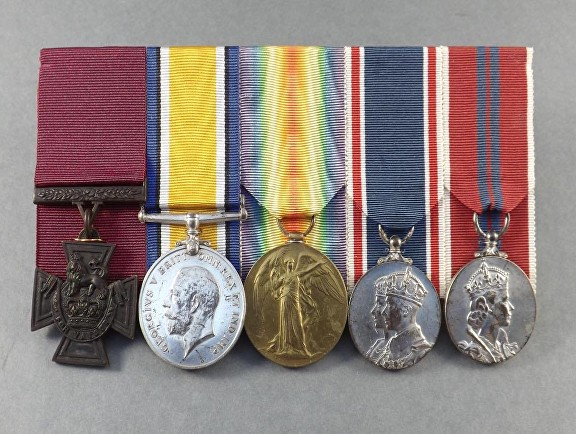storkey medal group