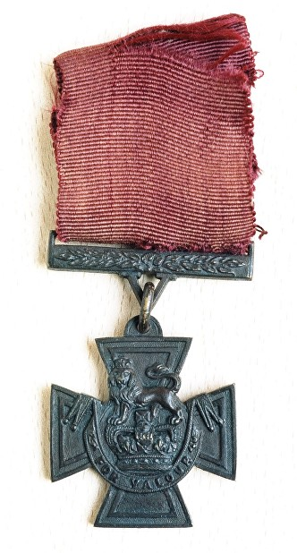 lafone medal front