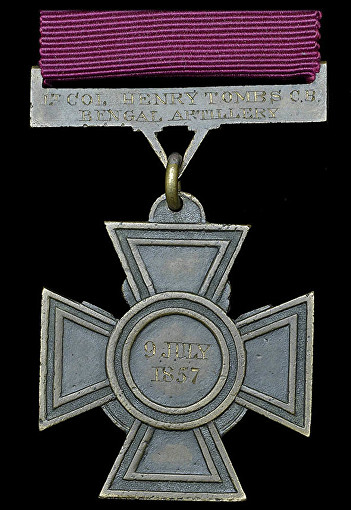 tombs h medal