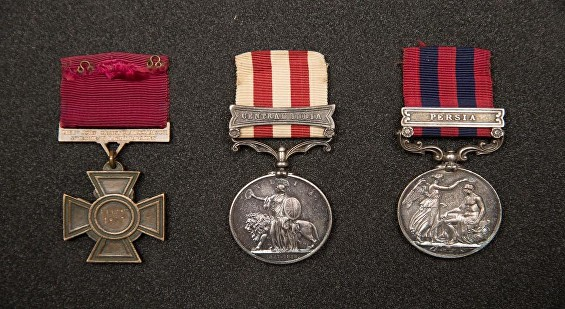 MALCOLMSON MEDALS