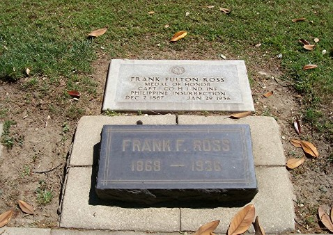 ross f f grave