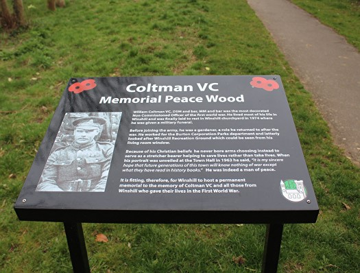 coltman peace wood 2 pl