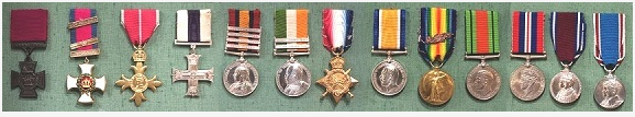 greenwood medal group