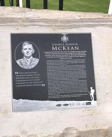 mckean vc stone accompaniment as