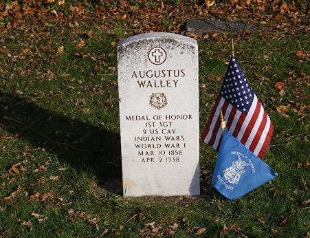 WALLEY GRAVE