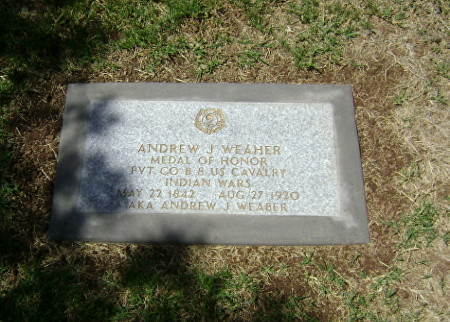 weaher grave