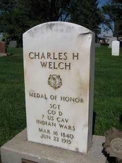 WELCH C H GRAVE