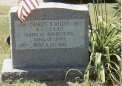 willey c h grave