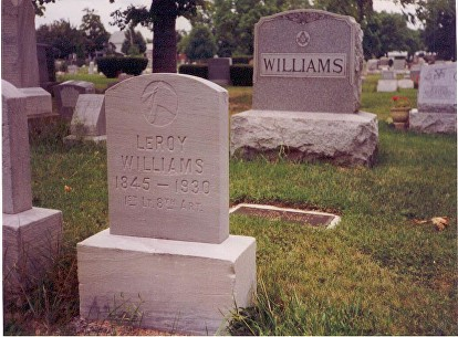 williams lee roy grave