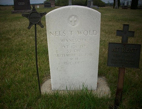 WOLD GRAVE