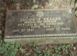 YEAGER GRAVE