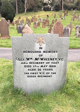 mcwheeney grave sf