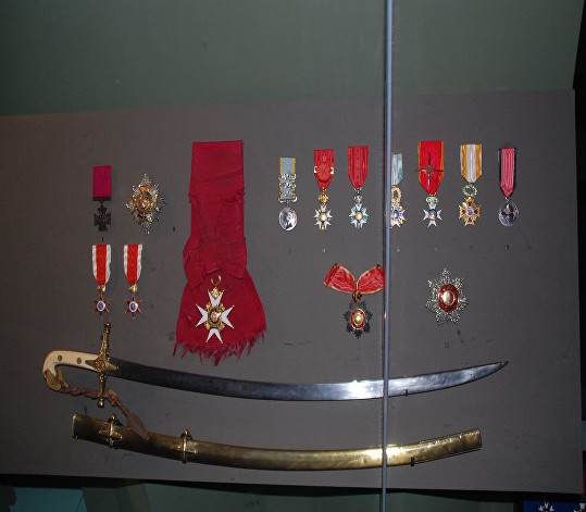 dickson medals