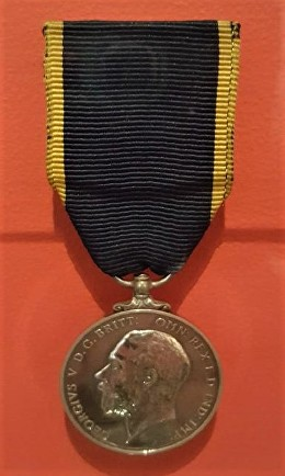 coppard medal lancaster museum